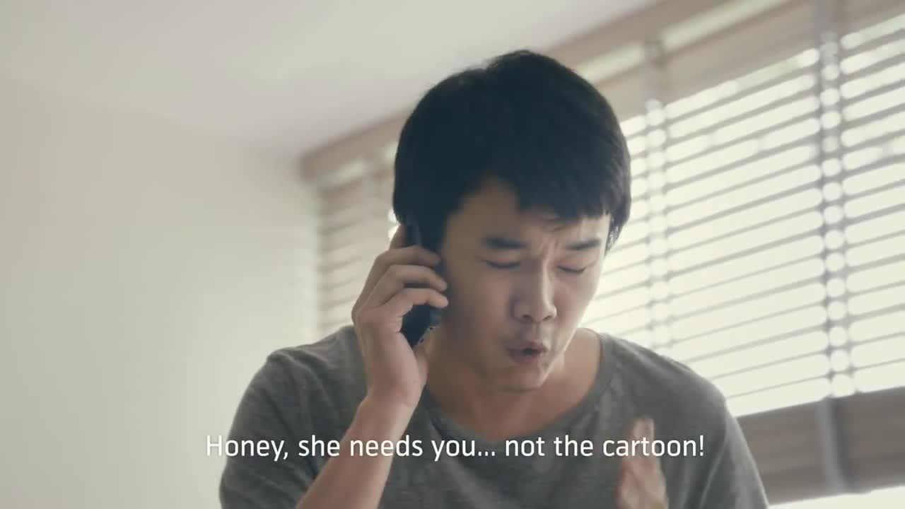 Watch free video DTAC Commercial: The Power of Love