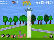 UFO Like Cows game