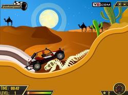 Dune Buggy Racing game