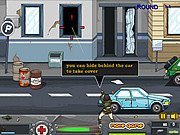Agent Breakout game