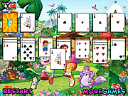 Dora Solitaire game