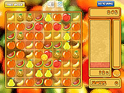 Fruity Puzzle game