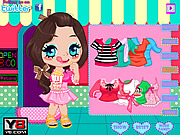 Play Girl Loves Snacks game