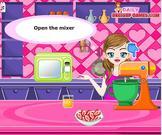 Orange Glazed Strawberry Cupcakes Game