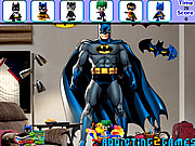 Batman Bedroom Hidden Object game