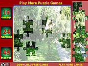 Landscape Jigsaw Puzzleゲーム
