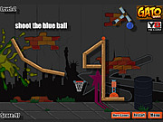 Basketball Cannon game