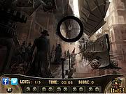 Mask Sniper game