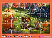 The Lorax Jigsaw Puzzle game