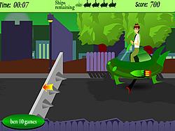 Ben 10 Rescue the Princess game