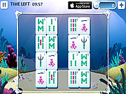 Deep Sea Mahjong game