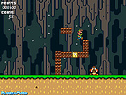 Luigi Cave World game