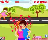 Roadside Fun Kissing game