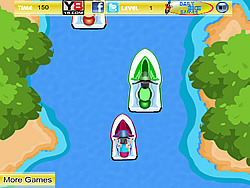Park My Jet-Ski game