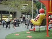 Mc Donald's Creative Outdoor: Playland
