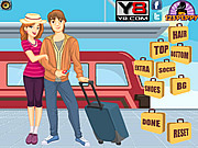 Youthful Couple Dress Up game