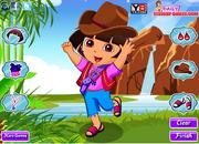 Dora Explorer Adventure game