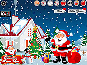 Santa Claus Toys Share game