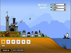 Sand Castle Game game