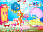 Juega al juego gratis Mermaid Kingdom Sweet Home