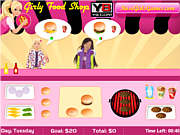 Girly Food Shop