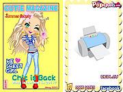 Cutie Magazine Makeover