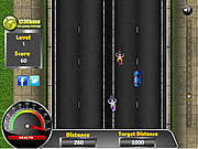Juega al juego gratis High Speed Racer