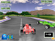 F1 Grand Prix game
