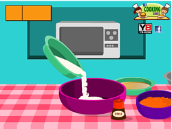 Delight Carrot Cake game