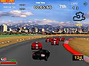 Juega al juego gratis Lamborghini Racer
