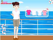 Daphne On Deck Dress Up game