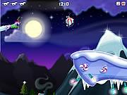 Robot Unicorn Attack Christmas
