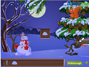 Perfect Snowman game