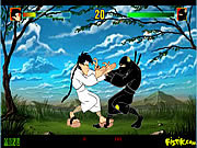 Karate Kamil vs Ninja Nejat game