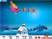 Flying Gifts game