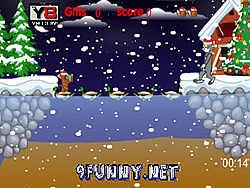 Tom and Jerry Christmas Gifts game
