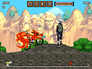 Naruto Bike Mission game