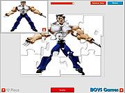 Wolverine Action Puzzle