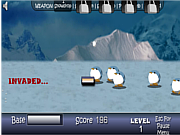 XMas Penguin Killer game