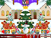 Xmas Differences 2 game