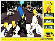 The Simpsons Hidden Stars