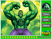 Hulk Hidden Stars game