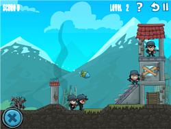 ArtilleryRush game