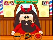 Santa Dolled Up game