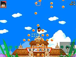 Dragon Ball Z Goku Jump game