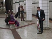 Mira el vídeo gratis de Bissell: Subway The Weirdest Campaign Ever