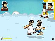 เล่นเกมฟรี Hobo 7 - Heaven
