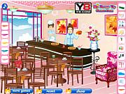 Restaurant Decorating Game