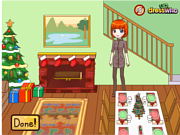 Juega al juego gratis Holiday Party Planner