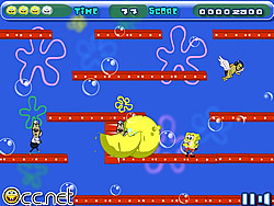 SpongeBob Adventure game